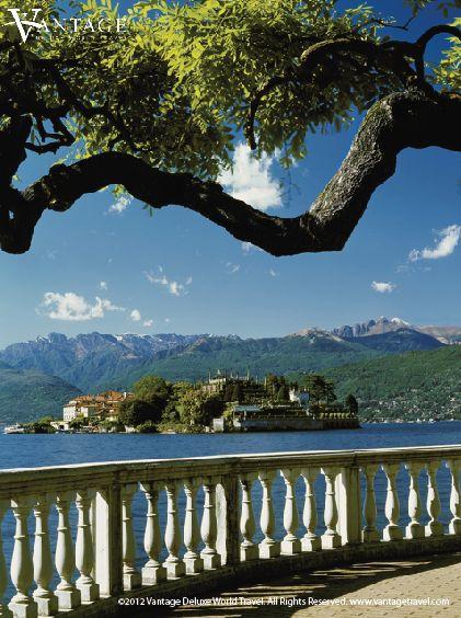 Isola Bella, lago Maggiore Me Recuerda a Star Wars