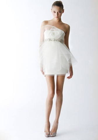 Wondering if a reception dress can be in the budget!