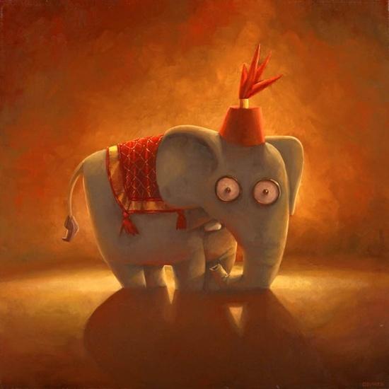 25 Beautiful Digital paintings from Artist Shane Devries