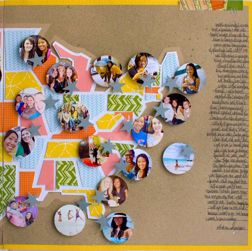 #papercraft #scrapbook #layout    Scrapbook ideas