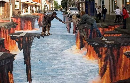 Amazing 3D Art!