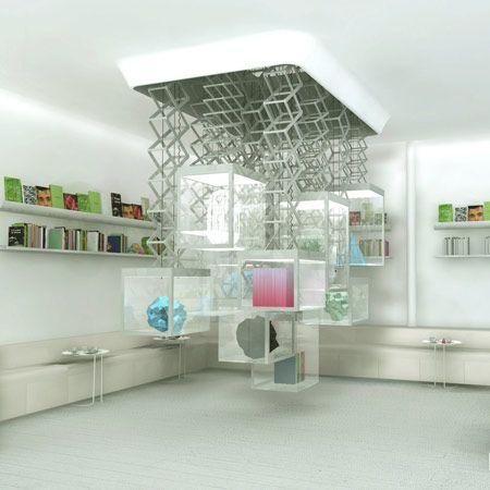 modern workspace design