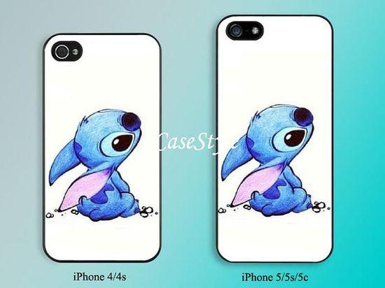 Stitch--iphone 5 case iphone 4 case iphone 4s case iphone cover phone case plastic iphone case iphone iphone 5c case iphone 5s case