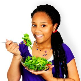 Teen Tips for Healthy Eating Unhealthy dieting can stunt teenagers' growth. Help teens understand the importance of eating right!