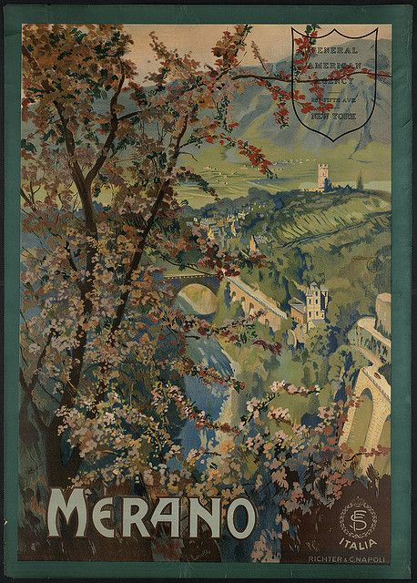 Merano by Boston Public Library, via Flickr