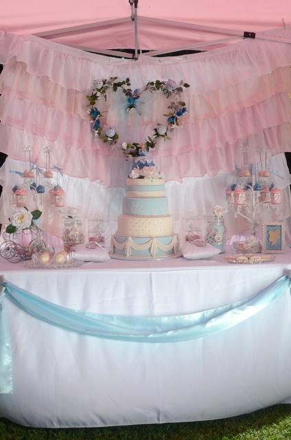 Cinderella Party #cinderella #party