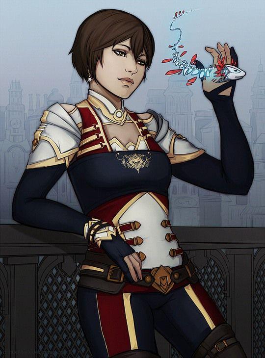 Illustration by Dandelion-S