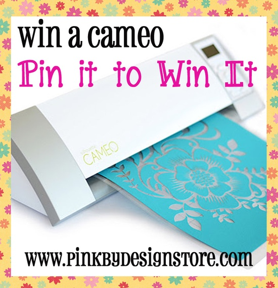 Cameo giveaway
