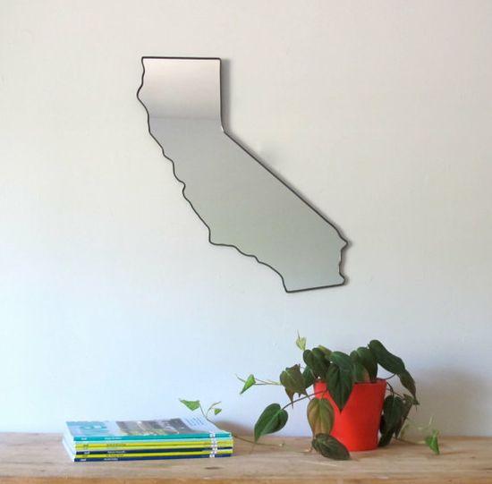 California mirror
