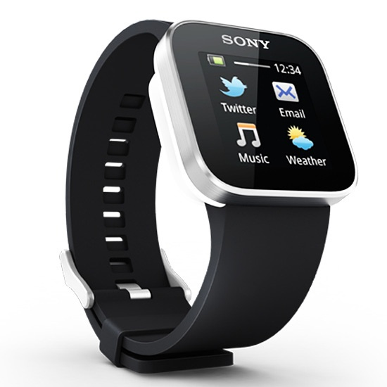 Sony watch for phone