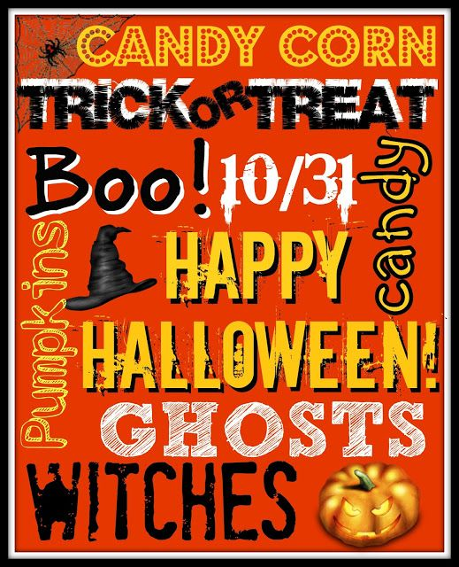 Free Halloween Printable from MomOnTimeout.com