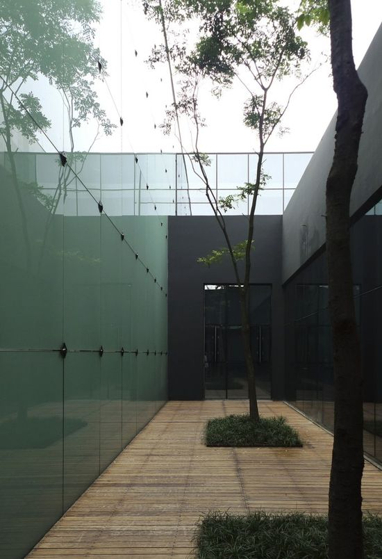 MOCA Chengdu / Jiakun Architects