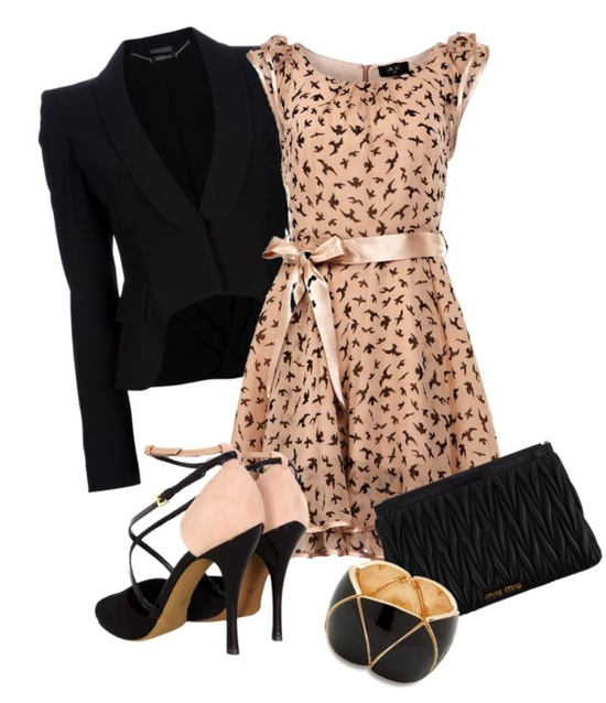 """Nude"" by pollydickson on Polyvore"
