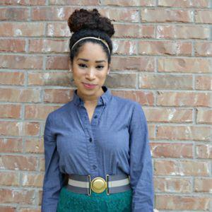 Nikki // 3C Natural Hair Style Icon