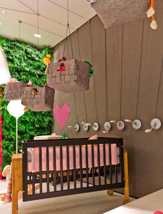 Practical solutions to the kids room. #casacor #interior #design #bedroom #kids #decor #color #casadevalentina