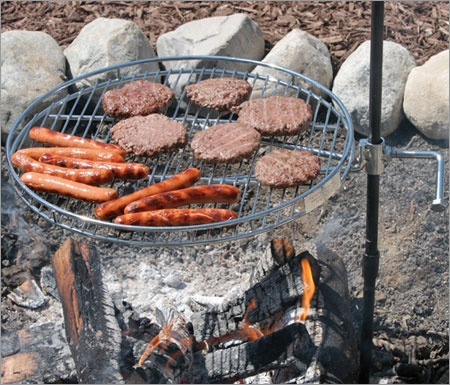 A great BBQ is a huge part of being outdoors during the summer season! Love camping & RVing? Here's some great recipes for you to try on your campfire...