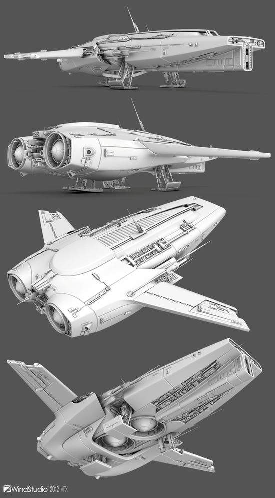 SF-01T  (Concept Aircraft) by Orlando Mendoza, via Behance