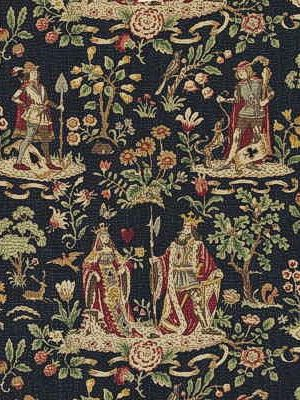 Lee Jofa Royal Flush Han Print $263.25 per yard #interiors #decor #royaldecor