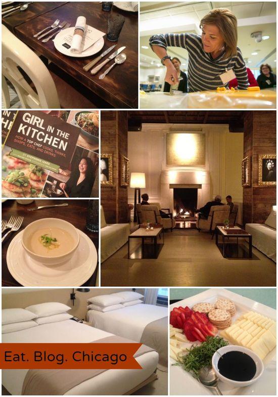 Eat. Blog. Chicago #hotels #food #travel