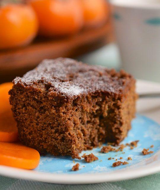 gingerbread cake ++ thekitchn #glutenfree #vegan
