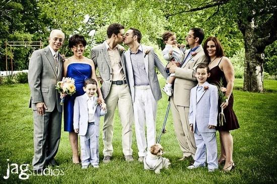 Jag Studios - Martha Stewart's FIRST Gay Wedding