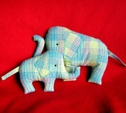 Zoo Set  Little Softies sewing pattern by maggierama on Etsy, $14.00