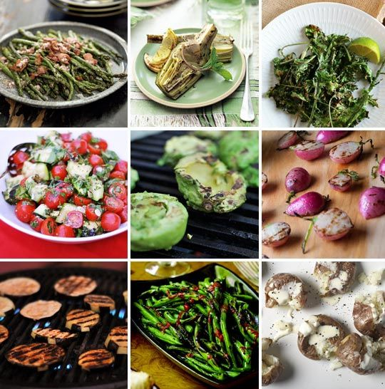 A to Z Guide to Grilled Vegetable