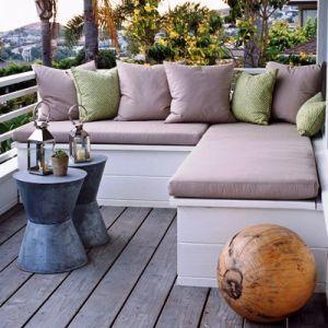 Modern beach homes - style ideas - Stylish beach house decor images - shimmer-deck.jpg
