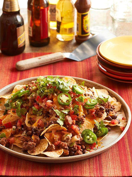 Classic Nachos 1 of 13 easy Mexican Dinner Ideas