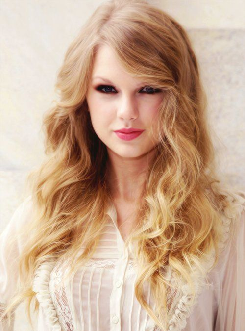 Taylor Swift Princess Hairstyle