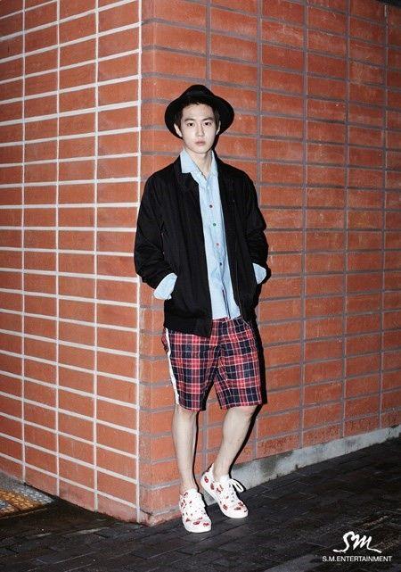 korean star fashion, Korean boy group, EXO K