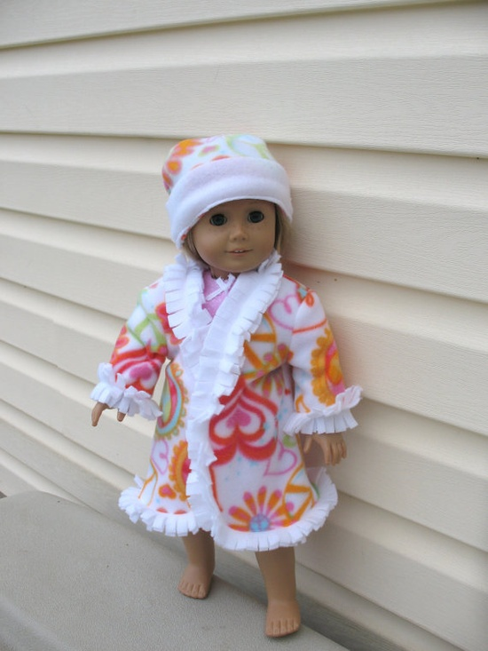 18 inch Doll Clothes for American Girl Size by roseysdolltreasures,