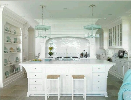Dream beach house kitchen