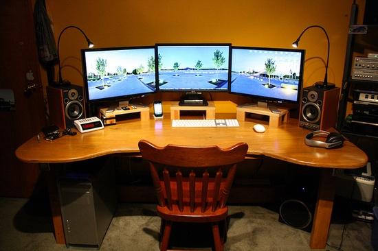 Chance's Desk