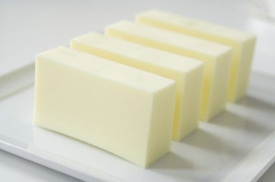 Lemon Poundcake Soap. Sounds so delicious I might accidentally eat it.