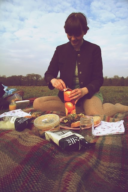 I think picnics are my favorite. I will have many with whoever also enjoy a solid picnic.