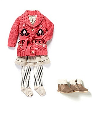 how cute is this little winter baby outfit?!