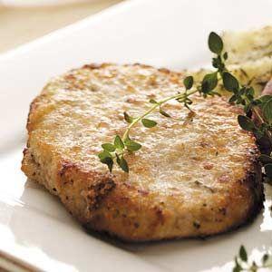 Busy-Day Pork Chops Recipe