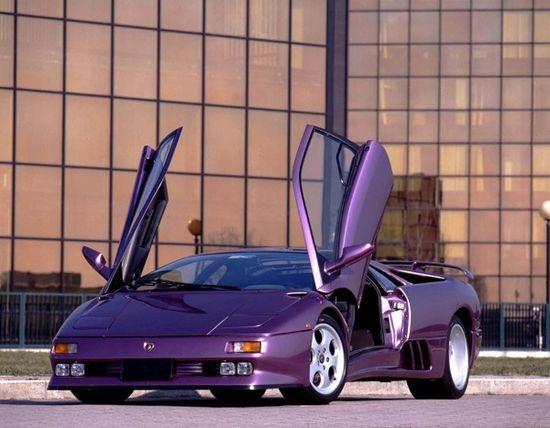 ?Lamborghini Diablo