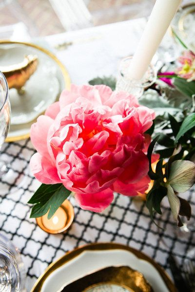 Peonies are one of my faves