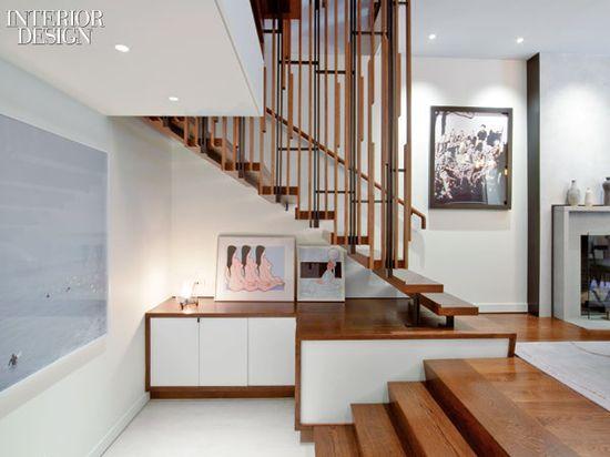 New York City apartment design by Lewis.Tsurumaki.Lewis