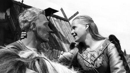 The Virgin Spring, my first Ingmar Bergman.