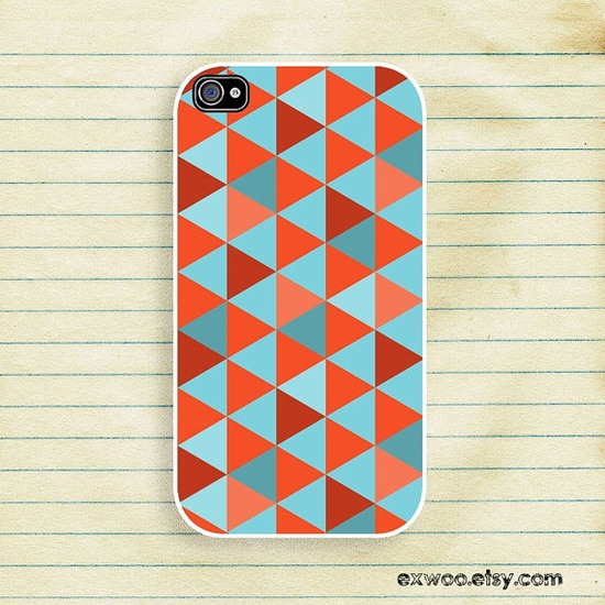iPhone 4 Case iPhone case iPhone 4s Case iPhone 4 Cover by exwoo, $15.00