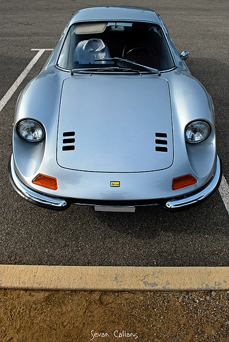 Seventies - Ferrari 246 DINO