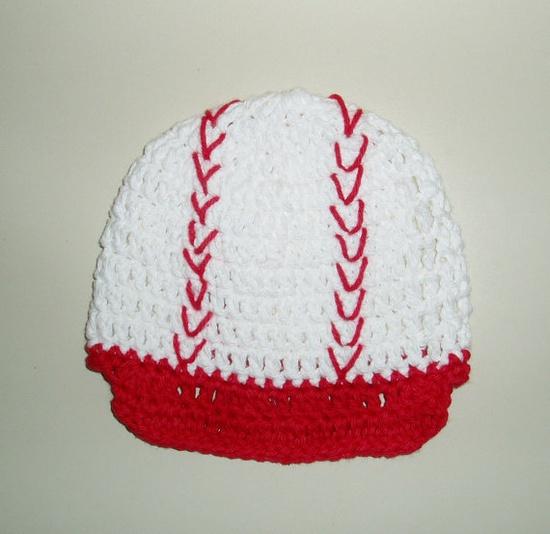 Baby baseball hat