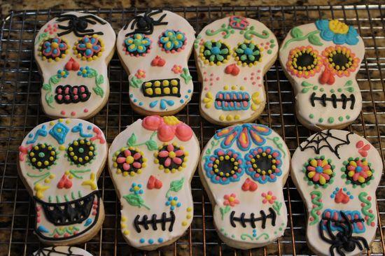 Casa Chocolate decorated cookies :)