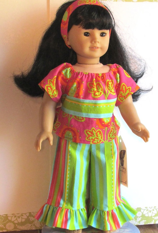 American Girl Doll Clothes by saraannas on Etsy, 18.00
