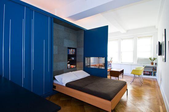 450 square feet apartment in Manhattan