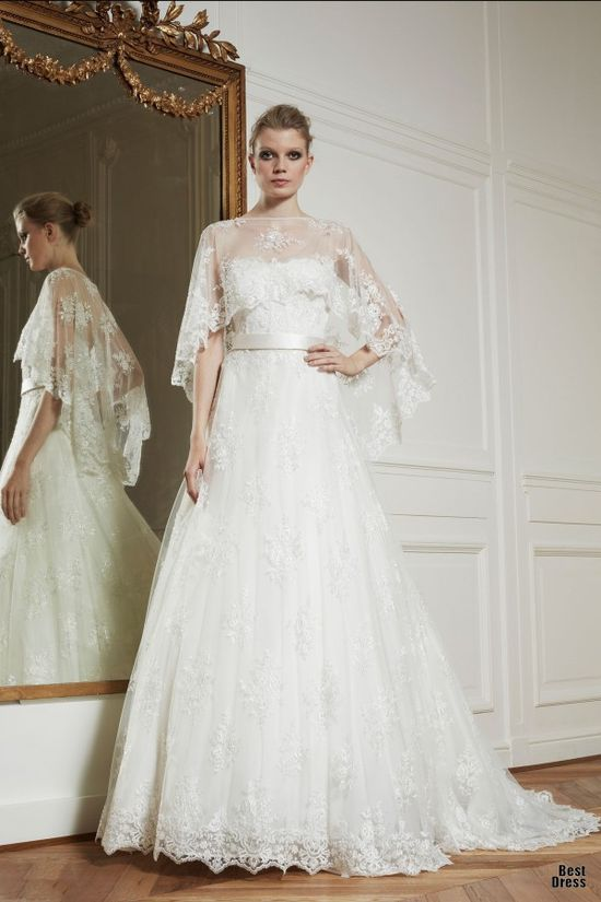 Zuhair Murad Wedding Dresses 2013 - Fashion Diva Design