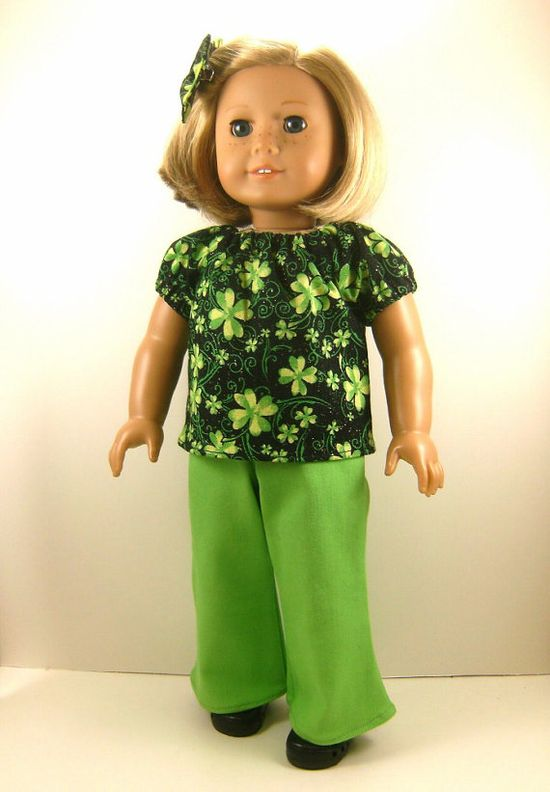 Made To Fit American Girl Doll 18 Dolls St by dressurdolly2, $18.00